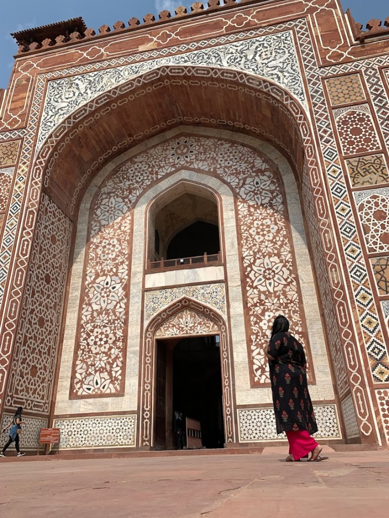 tomb of Akbar, Agra