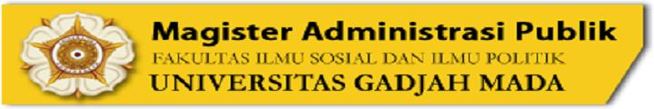 Magister Administrasi Publik UGM