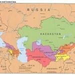 Download Free Turkmenistan Maps