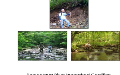 mapping and assessment of volunteer stream assessment data
