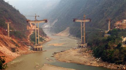 Cầu Hang Tôm - Lai Châu