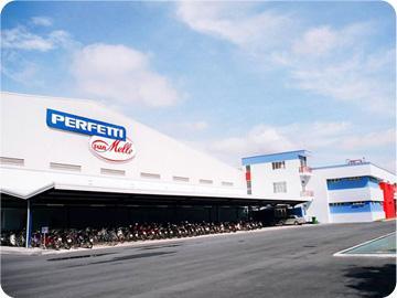 Nhà máy Perfetti Van Melle - Bình Dương