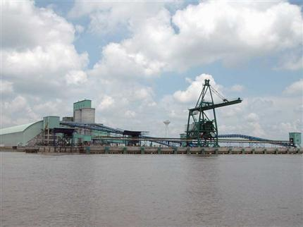 Nhà máy xi măng Lafarge - Đồng Nai