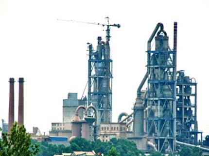 Nhà máy xi măng Luks - Thừa Thiên Huế