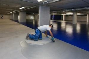 Sơn phủ sàn công nghiệp gốc epoxy