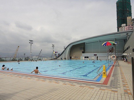 Keo dán gạch hồ bơi - Công trình tiêu biểu