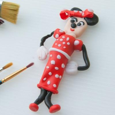 """Magnet """"Minnie"""""""