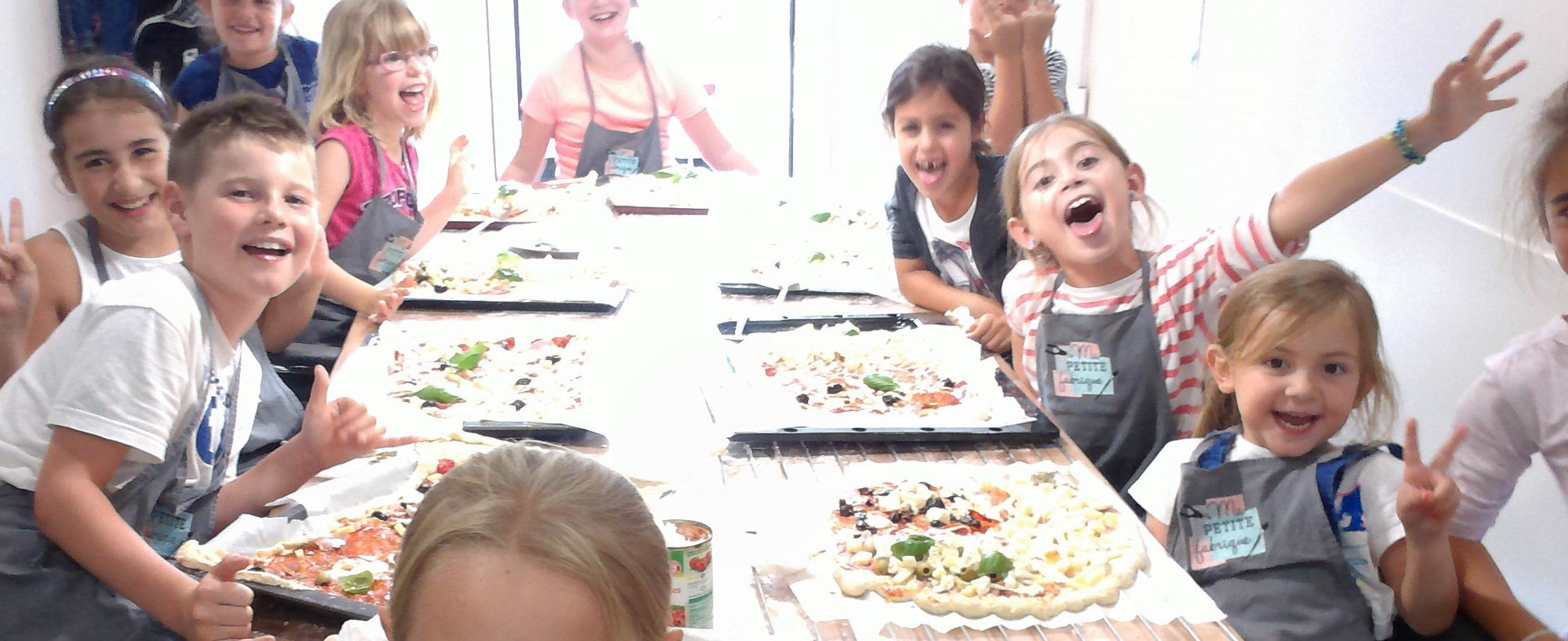 ATELIERS CUISINE – Pizza Party !