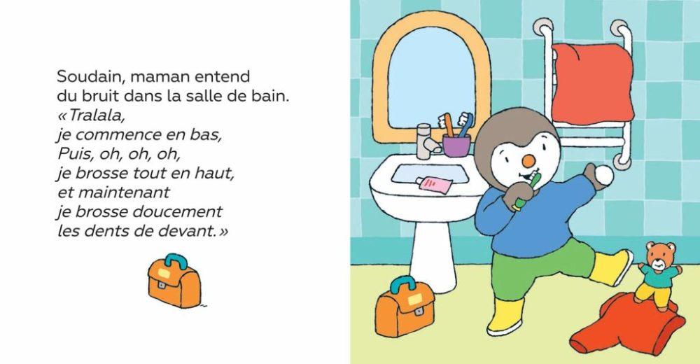 T Choupi Se Brosse Les Dents Ma Petite Librairie