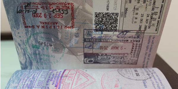 Uh Oh, I'm Running Out of Space in My Passport! via @maphappy