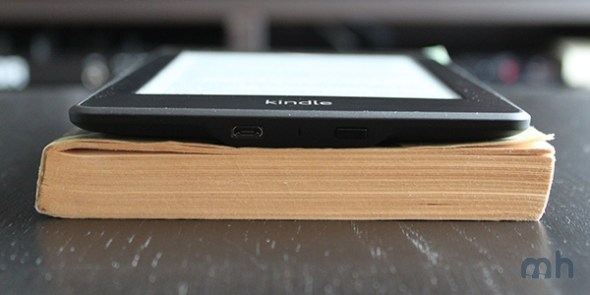 Review: The Benefits of Traveling with the Kindle Paperwhite
