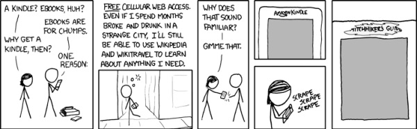 "Yeah, doesn't necessarily work too well now. ({a href=""https://xkcd.com/548/""}xkcd{/a})"