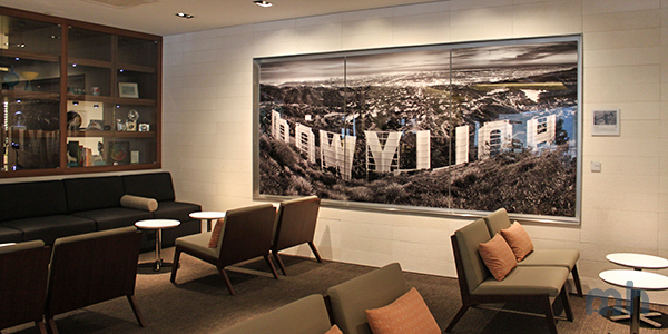 Inside Star Alliance's Newest Lounge at LAX via @maphappy