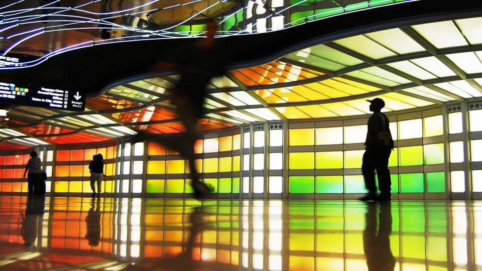 How To Sprint Through the Airport Like a Pro via @maphappy
