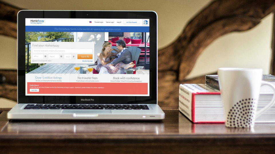 HomeAway Is Vacation Rentals Without Airbnb's Fees via @maphappy