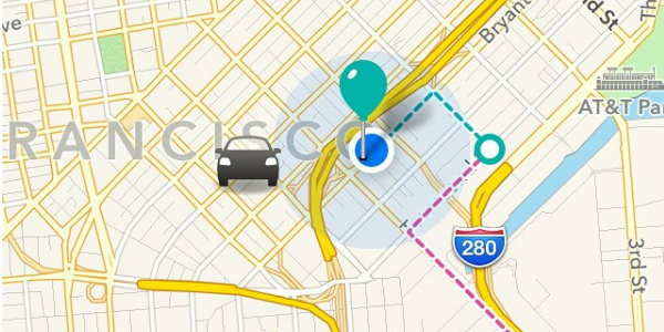 Lyft Line Trumps UberPool in Carpool Showdown via @maphappy
