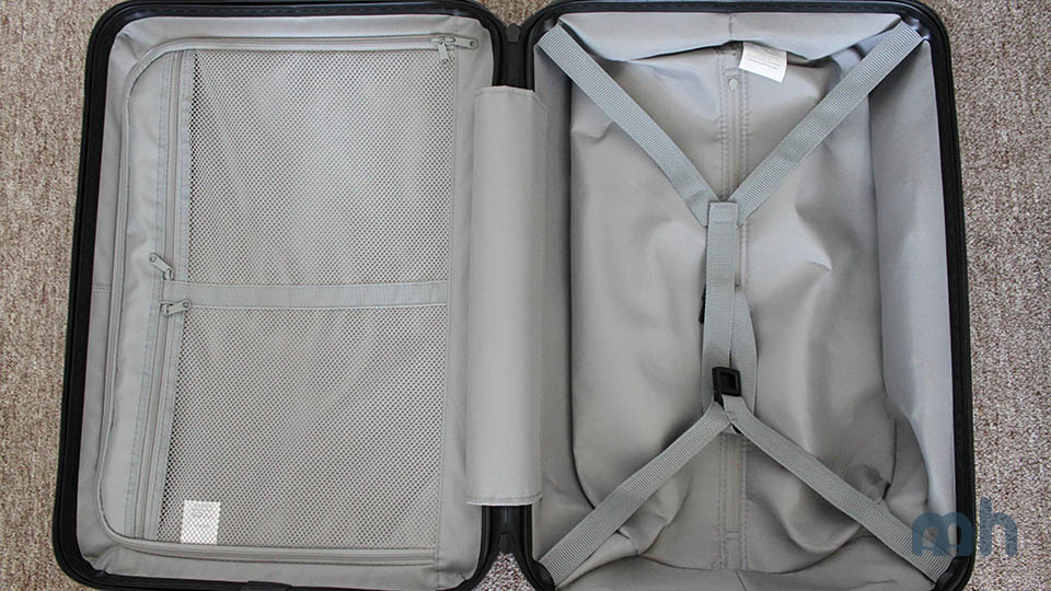 Muji 'Hard Carry Travel Suitcase 33L' Review