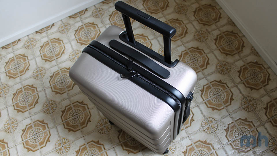 Review: The Muji Hard Suitcase Is the Best Budget Carry-On Luggage ...