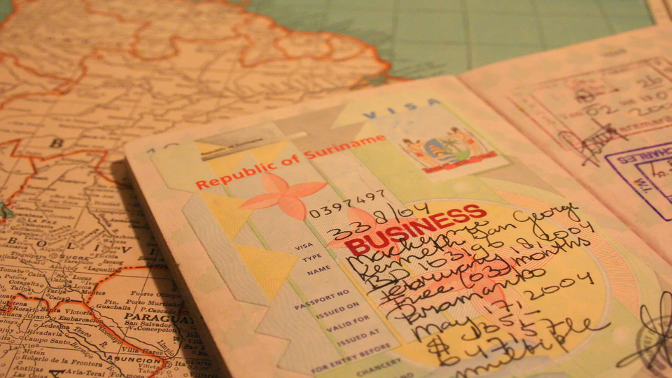 What To Do if the Passport Expires Before the Visa via @maphappy