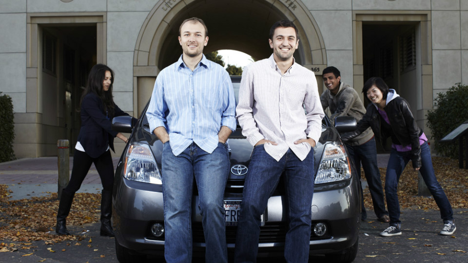 The Zimride/Lyft founders. Does this inspire confidence?