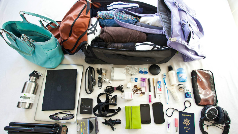 The Most Useless Travel Products To Pack via @maphappy