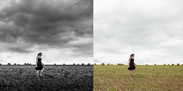 How To Get Rid of Harsh Lighting in a Photo via @maphappy