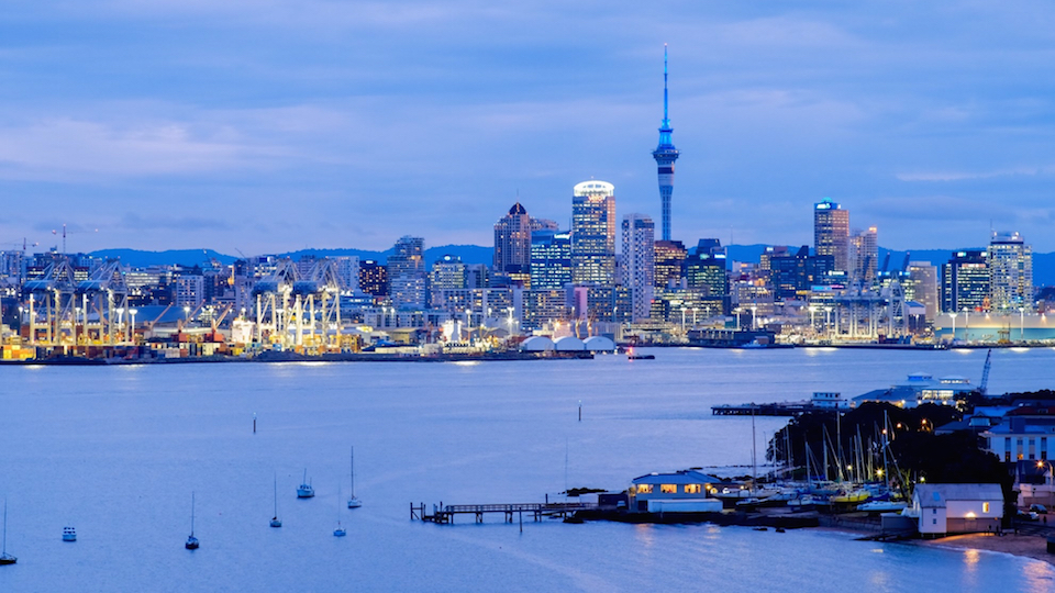 A quick view of Auckland. (Siyamalan / Flickr)