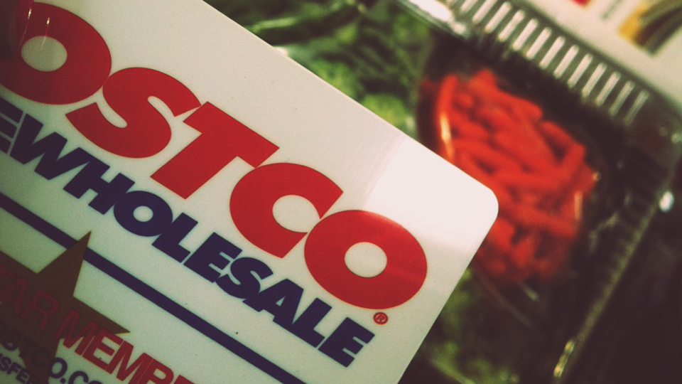 I Basically Used a Costco Card To Board a Flight via @maphappy