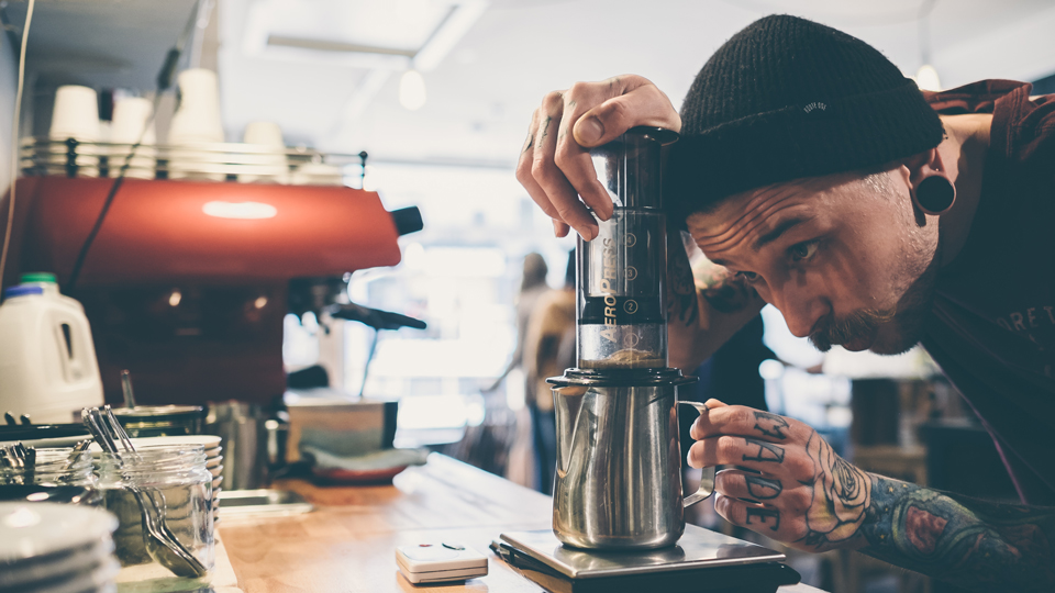 The Many Adventures of Traveling with the AeroPress via @maphappy