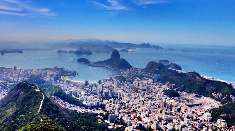 Brazil Relaxes Visa Requirements in Time for Olympic Games, Runs Against Trend of Tightening Borders via @maphappy