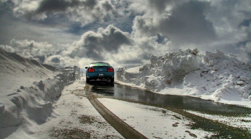 How To Drive in the Snow Like a Pro via @maphappy