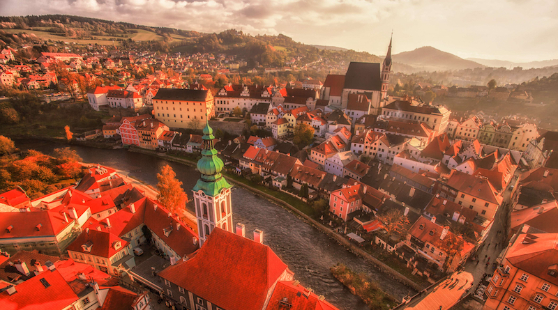 The Quick Lowdown to the Czech Republic via @maphappy