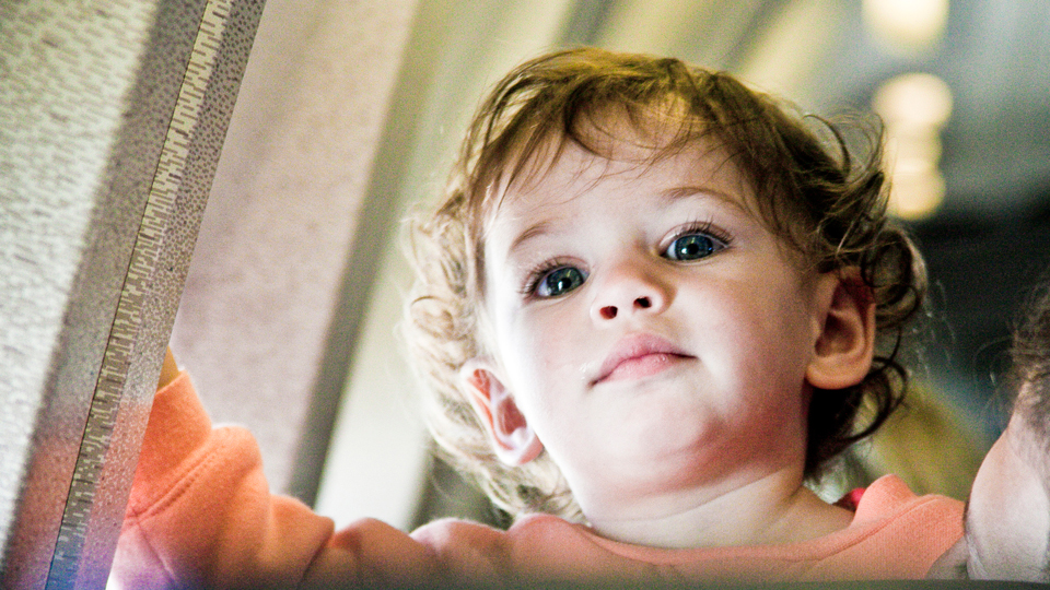 Should Babies Really Be on Your Lap on a Flight? via @maphappy