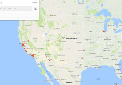 Creepy or Cool? Google Timeline Shows Where You've Been