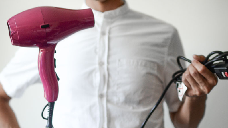 How To Stop Blowing Out a Hair Dryer Abroad via @maphappy