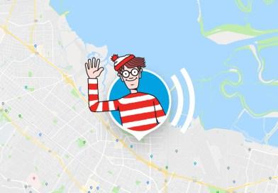 "Google Maps Launches ""Where's Waldo?"" Game"