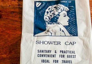 Repurposing Those Weird Travel Amenities (Like the Shower Cap)
