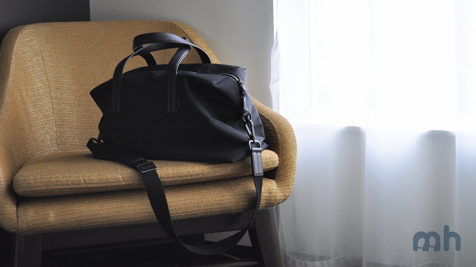 Going Everywhere with the Away Travel Everywhere Bag via @maphappy