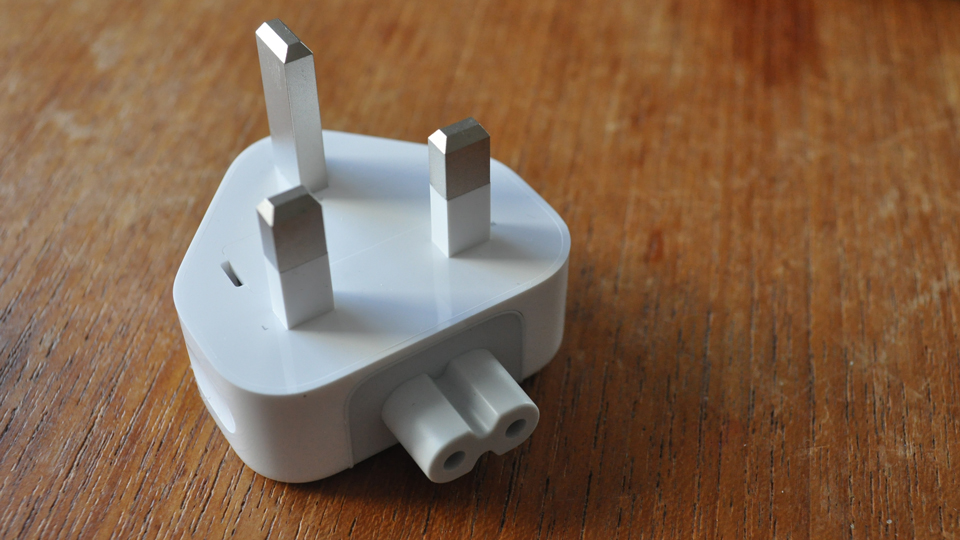 The MacBook Has Its Own (Travel) Adapter System via @maphappy