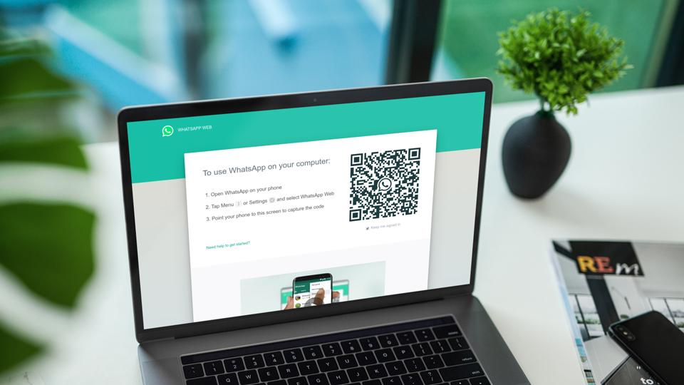 What Is WhatsApp Web and How Do You Use It? via @maphappy