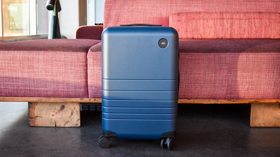 Review: Around the World With the Monos Carry-On Suitcase in 100 Days via @maphappy