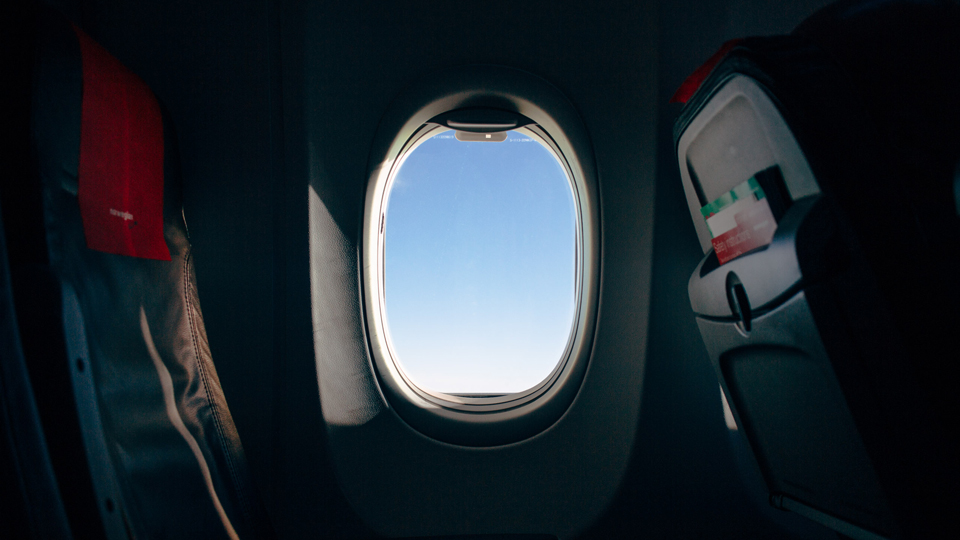 The Safest Seat on the Plane is the Window Seat via @maphappy