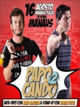 Mapingua Nerd - Papocando Manaus