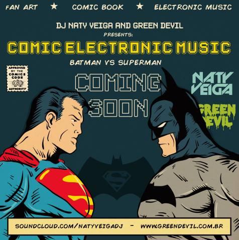 Mapingua Nerd - Comic Eletronic Musica (2)