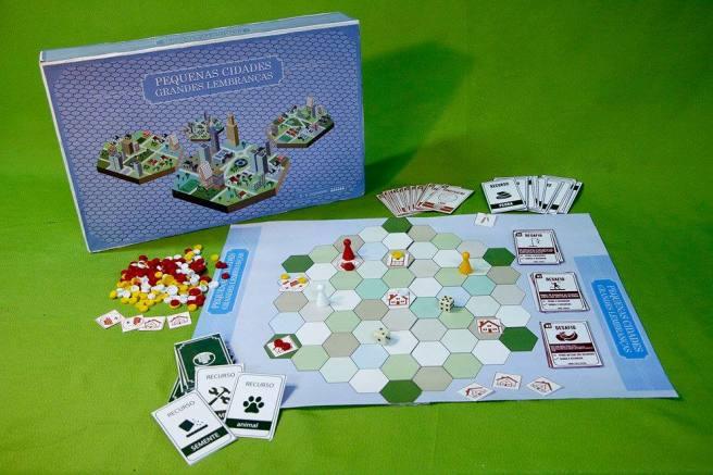 Board Game Fucapi - Mapingua Nerd (13)