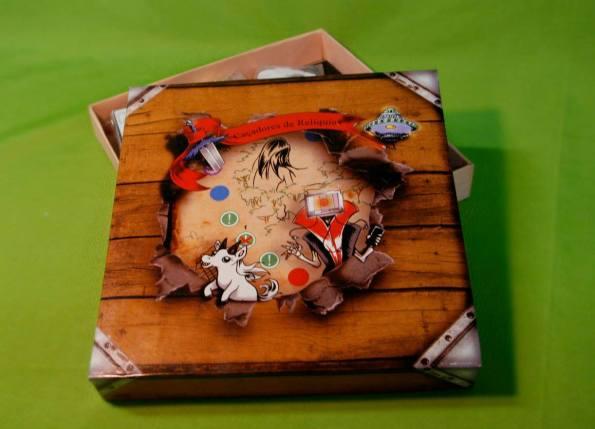 Board Game Fucapi - Mapingua Nerd (20)