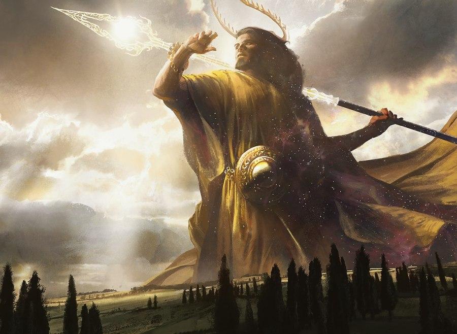 Heliod-God-of-the-Sun-MtG-Art