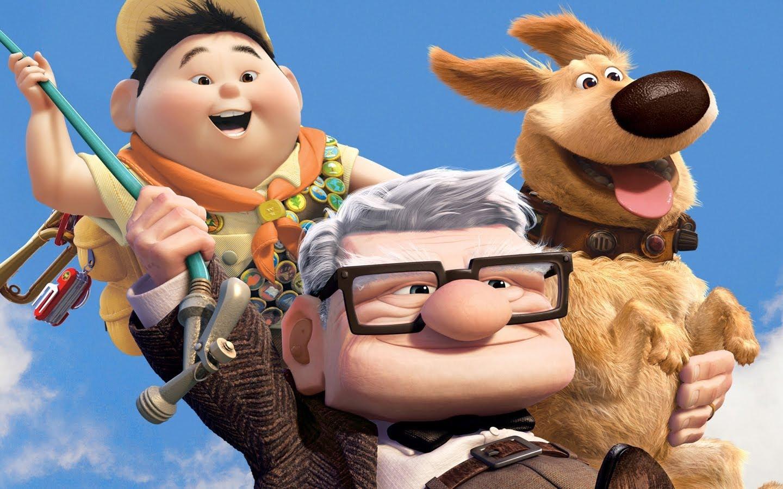 Pixar Ensinando A Crescer E A Sonhar Parte 4 Up Mapingua Nerd
