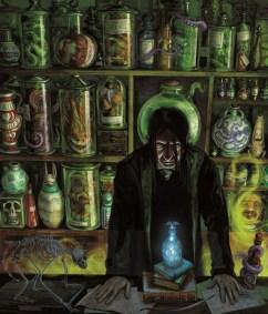 Harry Potter e a Pedra Filosofal ilustrado por Jim Kay Snape