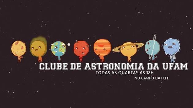 MN - CLUBE ASTRONOMIA UFAM